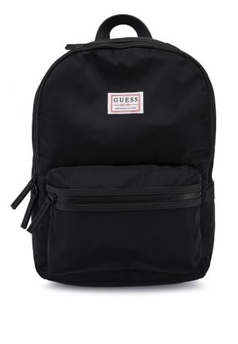 Guess black Originals Backpack 6BE26AC947F853GS_1