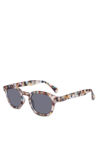 deac5e54bb6 Izipizi brown Sun Letmesee  C Blue Tortoise +0.00 Sunglasses  1C637GL58A70F4GS 1