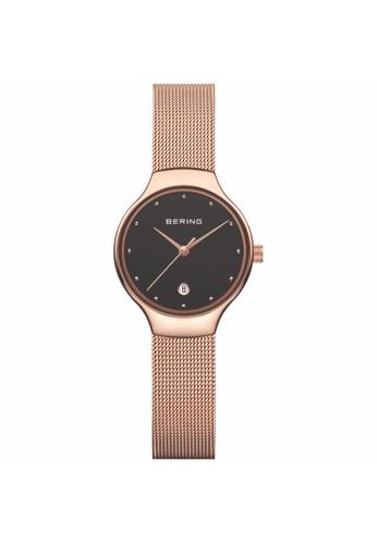 Bering black Bering Classic Rose Gold  26mm Women's Watches 13326-362 541C1ACB55919BGS_1
