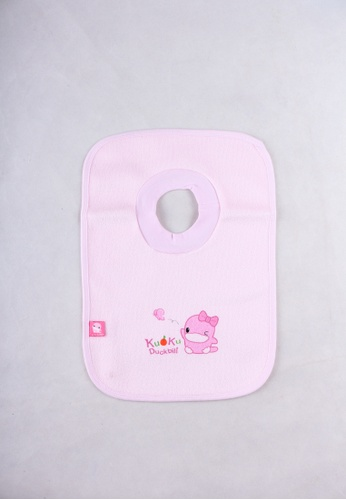 kukuduckbill pink Kuku Duckbill Pullover Bib Ku2229-Pink B559BKC553AD01GS_1