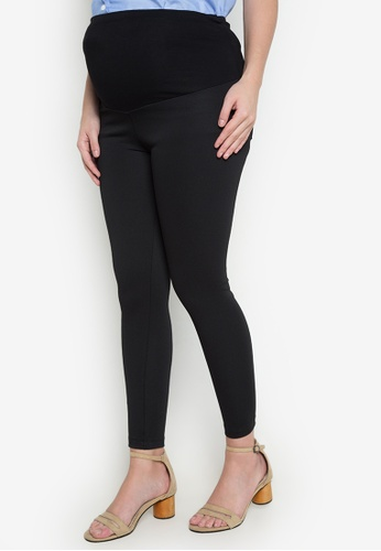 BUNTIS black Jennelyn Maternity Jeggings BU698AA0JAVXPH_1