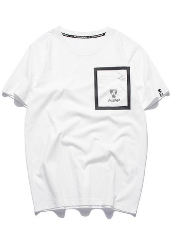 HAPPY FRIDAYS Oversize  Pocket Short T-shirt RS1215 31C35AAFF5640BGS_1