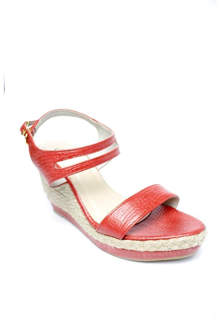 Monet Esapadrille Wedge Sandals