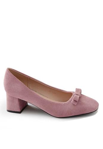 Twenty Eight Shoes Bow Pumps 669-8 7D77ASH16FC1DEGS_1
