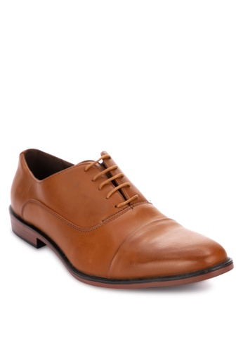 Preview brown Moc Toe Loafers D2475SH31F65CDGS_1