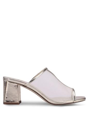 Carlton London gold Mule Heels 2A9C9SHF54BBE5GS_1