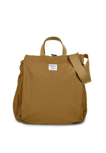 Hellolulu brown Haven - 2 Way Shoulder Bag E4F44AC61F5E73GS_1