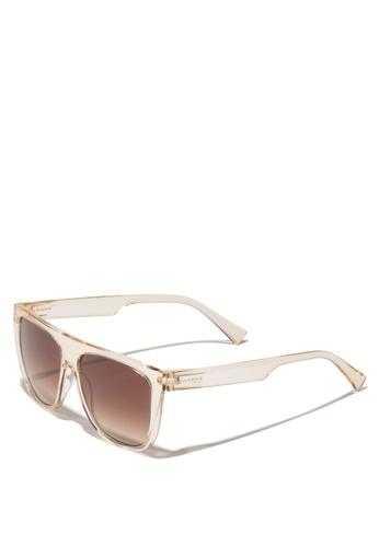 Hawkers brown HAWKERS Brown Dark RUNWAY Sunglasses 7EDA1GL30658DAGS_1