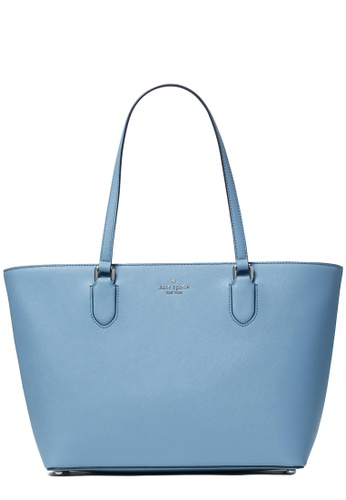 Kate Spade blue Kate Spade Laurel Way Medium Dally Bag in Baltic Sea 9303BAC9B3358CGS_1