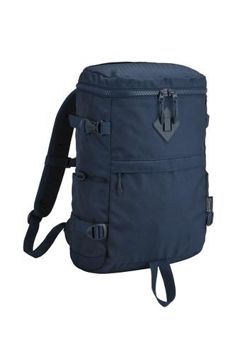 Coleman blue Atlas Quadra Travel Backpack 8E5F3AC67F2192GS_1