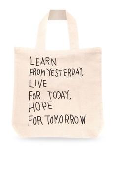 Learn, Live, Hope Tote Bag