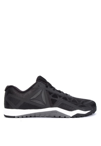 Reebok black ROS Workout TR 2.0 Training Shoes BF0DASHB500876GS_1