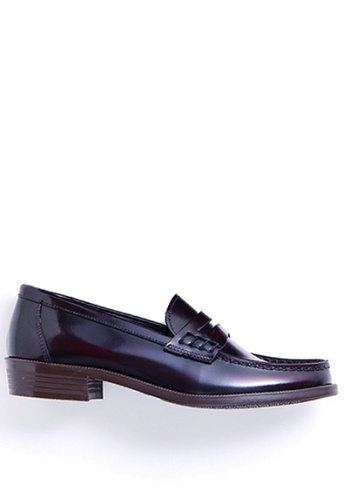 HARUTA brown Color Loafer-230 74462SHE6A20D4GS_1