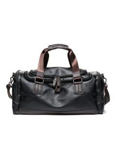 Lara black Travel Cross body Duffle Bags DC927AC1E960D0GS 1 e9cdafde47867