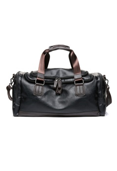 2ade640c65f5 Lara black Travel Cross body Duffle Bags DC927AC1E960D0GS 1