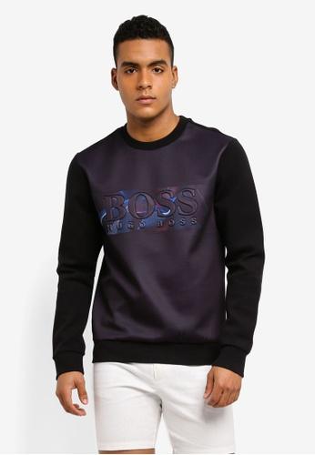 BOSS black Salbonic Sweatshirt - Boss Athleisure BO517AA0STZ0MY_1