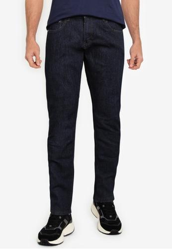 Fidelio blue Slim Fit Strechable Jeans 47702AA6109D11GS_1
