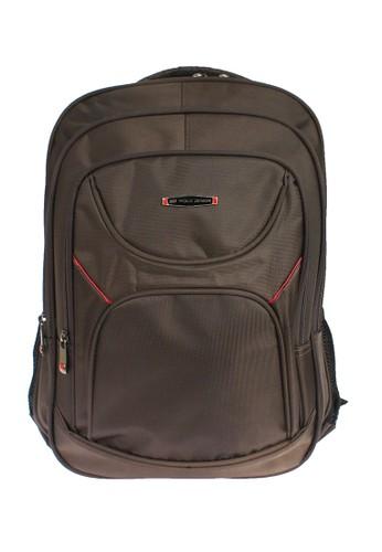 Polo Design brown Polo Design Backpack 403-26 - Coffee 9EF52AC7E6A381GS_1