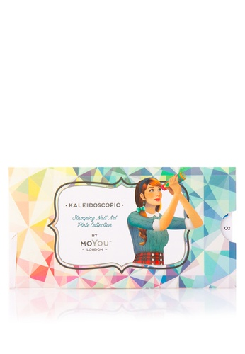 MoYou London n/a Kaleidscope 02 Nail Decal MO734BE47MIMPH_1