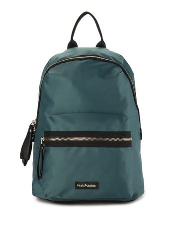 Hush Puppies green and multi Jarrel Backpack 4EC6FACDB74D37GS 1 faa98d188f