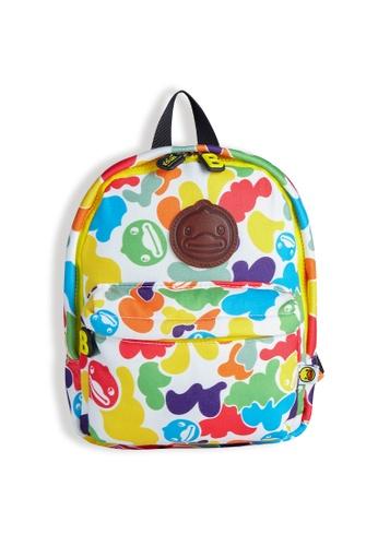 B.Duck multi Kids Backpack (28cm) 69F94KC1901419GS_1