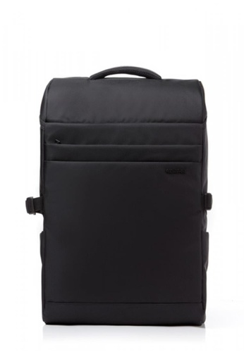 American Tourister black American Tourister Scholar Backpack 3 L AM536AC88ZWDSG_1