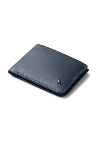 Bellroy blue Bellroy Hide & Seek Wallet LO - Basalt 18A58AC6C7CEF1GS_1