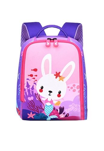 Twenty Eight Shoes pink VANSA Animal print Backpacks VAK-Bp654L8 31E22KC1233521GS_1