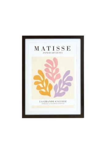Klosh Black A3 Frame - Matisse 6E4D2HLB79F311GS_1