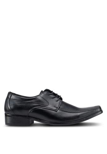 Rocklander black Formal Lace Up Shoes 93DF2SH8A44FC8GS_1