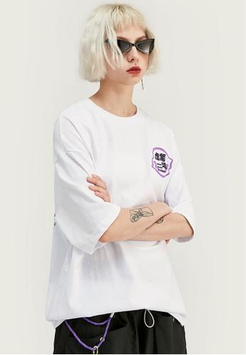 Twenty Eight Shoes Trend Printed T-Shirts 1051S20 62A1DAA746960BGS_1