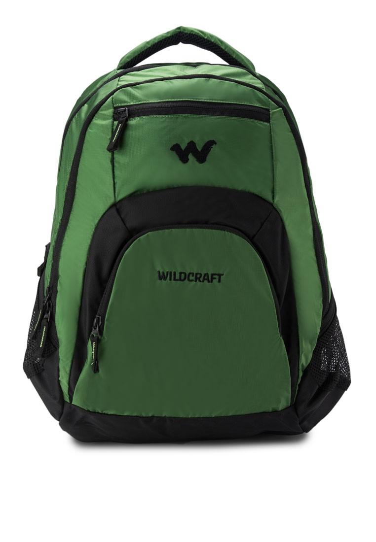 Lih Green Laptop Backpack