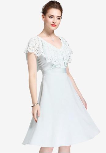 Buy Sunnydaysweety New Design Polyester One Piece Dress 2020 Online Zalora Philippines