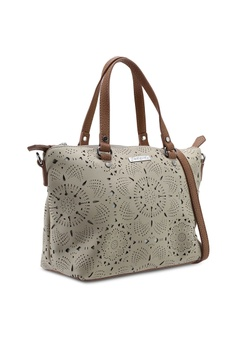 b17e8d5af287 Desigual Bols Cronos Gela Handbag RM 349.00. Sizes One Size