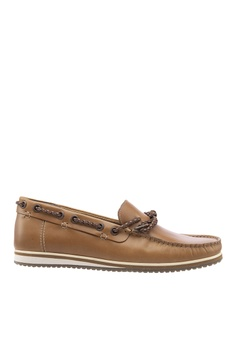 a60c389e2 Hush Puppies brown Hush Puppies Men s Bolognese Rope Lace Loafer - Light  Brown 1A68ESH3217C39GS 1