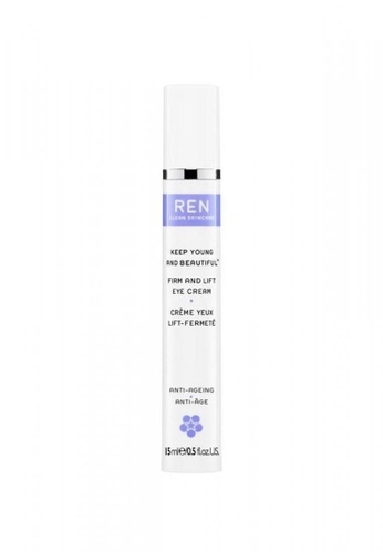 REN white Keep Young And Beautiful™ Firm And Lift Eye Cream RE428BE0G4WCSG_1