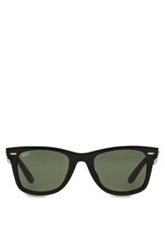 Ray-Ban black Original Wayfarer RB2140 Sunglasses RA370GL73RZASG 1 5477fe0003