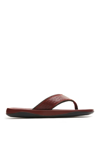 Kenneth Cole New York red GO FOUR-TH - Thong Sandals KE615SH37ADMMY_1