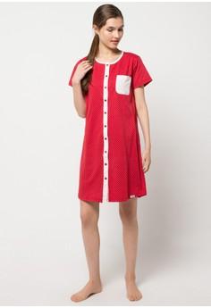 4a17e85376a26 60% OFF Puppy Dress Sleepwear Rp 359.900 SEKARANG Rp 143.960 Ukuran S M L XL
