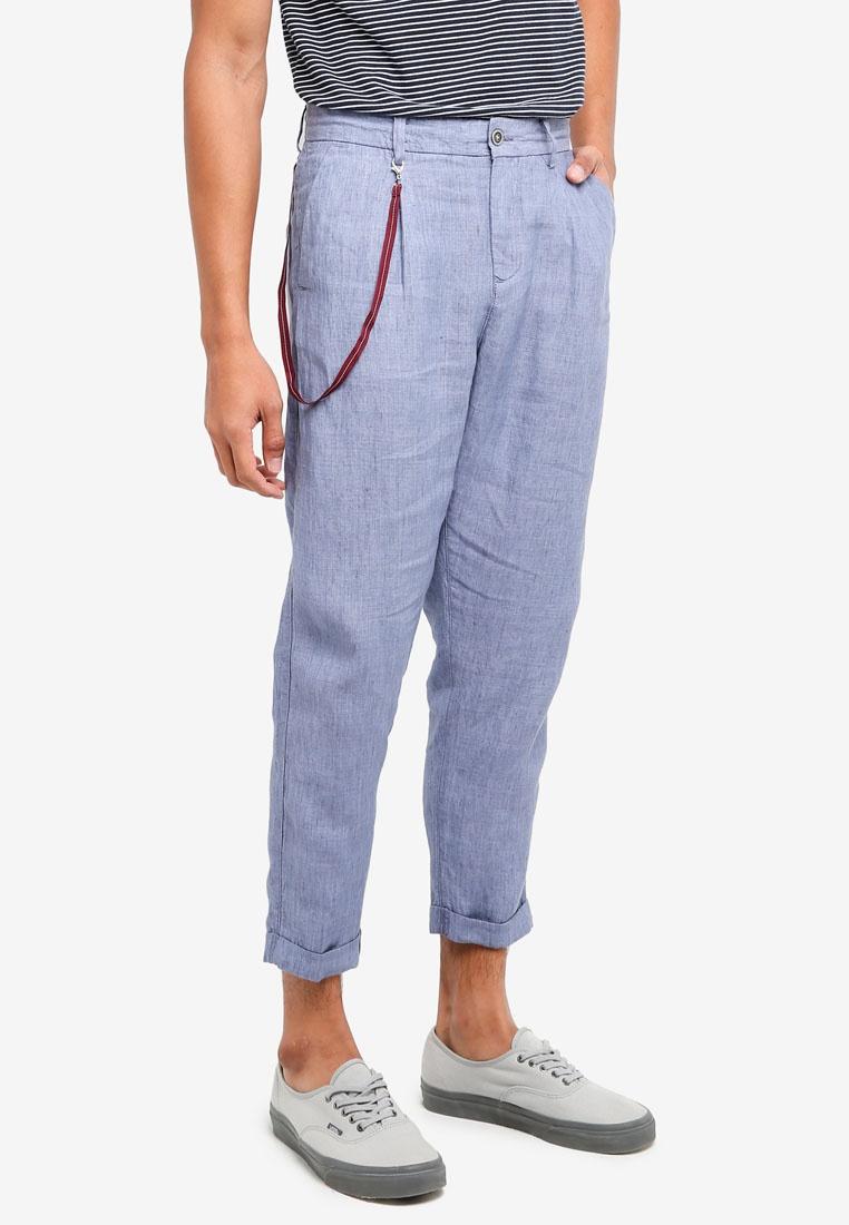 Chino Jones Ace Pants Vintage Jack amp; Linen Indigo qUCACwR5