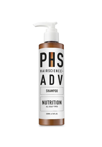 PHS HAIRSCIENCE PHS HAIRSCIENCE ADV Nutrition Shampoo (For All Hair & Scalp Types) 200ml 2BE46BE37E7380GS_1