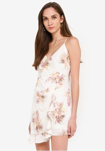 Mink Pink multi Tropic Dreaming Mini Dress 5F114AA9B0EE89GS_1
