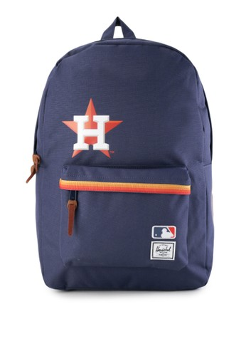 Herschel blue Heritage Backpack - MLB 018E5AC63DCD4CGS_1