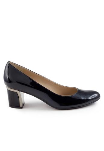 Shu Talk 黑色 熱賣漆皮舒適經典高跟鞋 64221SH5CFBE71GS_1