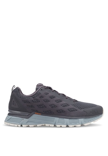 The North Face grey TNF M ENDURUS TR DKSHDWGY/HGRSGY TH879SH0FM7GSG_1