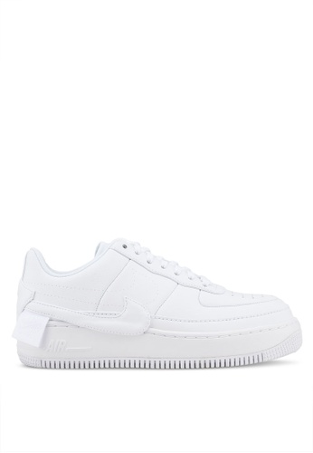 Nike white Nike Air Force 1 Jester XX Shoes 5B58BSH15C6894GS_1