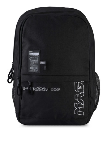 361° 黑色 Sportsyle Backpack 5B03EACE0A1C77GS_1