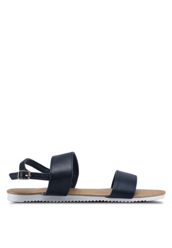 Rubi navy Everyday Marley Sandals 8DBD0SH96A335FGS_1