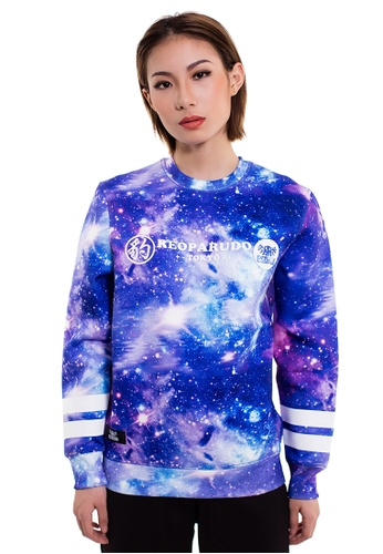 Reoparudo multi RPD Space Print Neoprene Sweater (Limited Edition) RE413AA0FQ5ASG_1