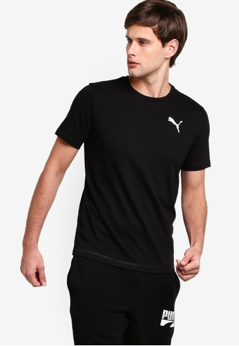 6cd75a5077b PUMA. Sportstyle Core Active Soft Tee. S$ 29.00. S$ 29.00. - Solid-tone short  sleeve T-shirt with brand detail